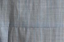 蓝色条纹衣服面料