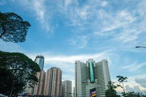 惠州建银大厦与国商大厦