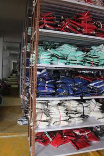 衣服货架拍摄
