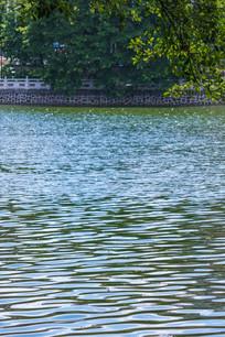惠州南湖的湖光