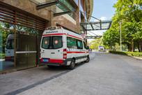 惠州中心医院急救车