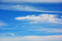 浪花般的云彩