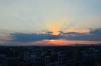 日出风光图片