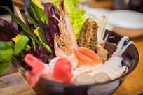 海鲜火锅料