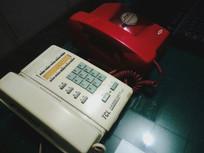 老式电话机