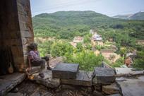 大山里的村庄与住民