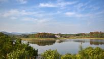 杜堂村花园水库