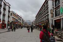 西藏拉萨八角街