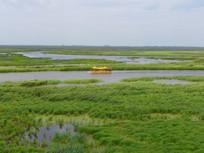 雁窝岛湿地公园游船