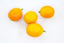金黄色的小金橘