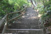 上烈士墓园台阶