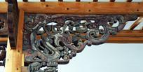 古建筑上的龙纹雕饰