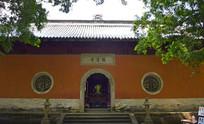 国清寺古建筑摄影