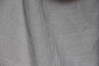 灰色亚麻棉