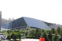 现代建筑外观