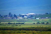 俄罗斯边境村庄