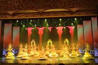 金色的舞台