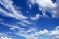 蓝天白云飘