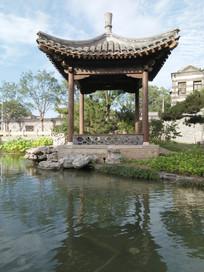 老北京中式亭子