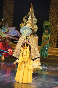 老挝的女演员