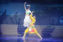 双人式孔雀舞
