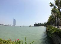 厦门海边风景