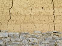 古老的土墙
