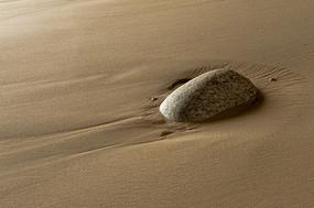 细腻的沙滩