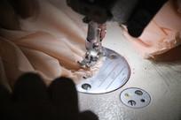 自动平缝机