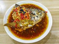 美味剁椒鱼头