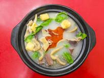 美味鸭血粉丝汤