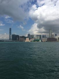 香港九龙风光