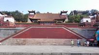北京颐和园的建筑