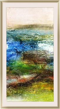 高清抽象油画图