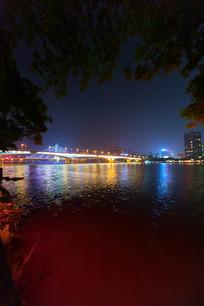 惠州大桥与合生大桥夜景