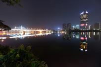 惠州东江灯光夜景