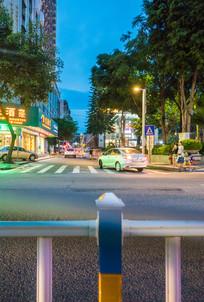 惠州横江四路路口