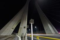 惠州合生大桥长曝光景色