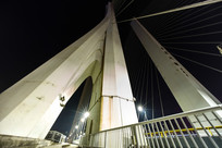 惠州合生大桥超广角夜景