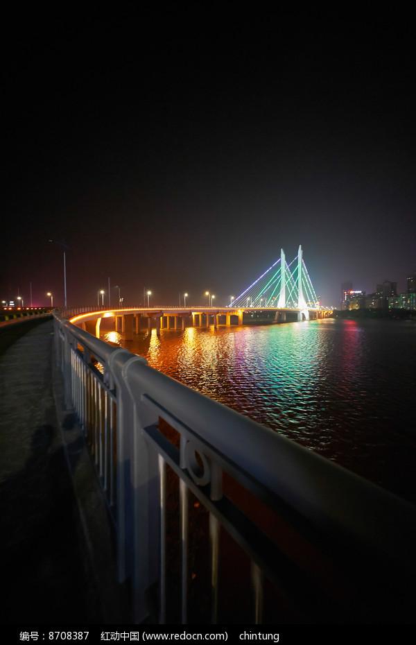 晚上风景图片真实照片