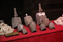 汉代全套青铜编钟