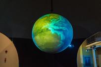惠州科技馆地球投影模型