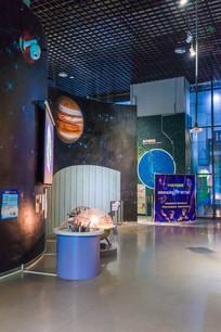 惠州科技馆星球展览