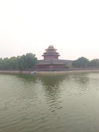 老北京角楼