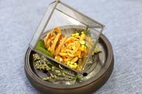 黄油炒杏鲍菇