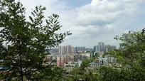 清镇城市风貌