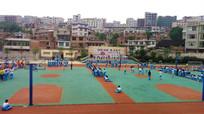 清镇二中校园