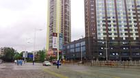 清镇市区街道和高楼