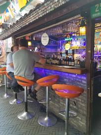 田子坊酒吧