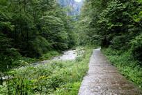 小过道小溪小河